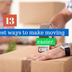 moving easier